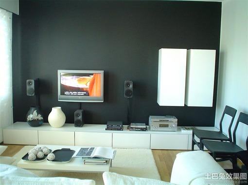 室内墙面漆效果图 图片 hao123网址导航