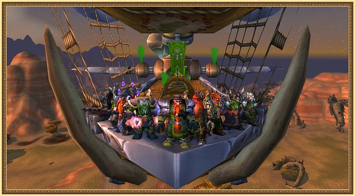 《魔兽世界》截图