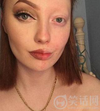 化妆就是这么个神奇的东西