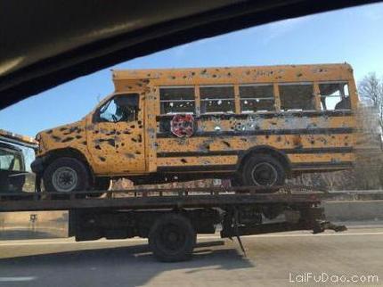 这一车人肯定都挂了吧!